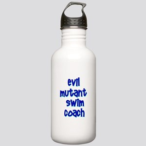 Evil Mutant Swim Coach Stainless Water Bottle 1.0L