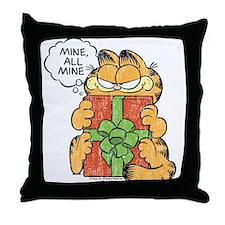 Mine All Mine Throw Pillow