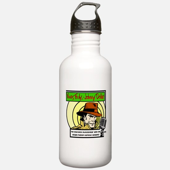 Cute Old time Water Bottle