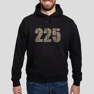 225 Ecstasy Pills Hoodie (dark)