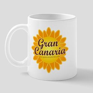 Gran Canaria Sun Mug
