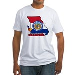 ILY Missouri Fitted T-Shirt