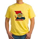 ILY Missouri Yellow T-Shirt