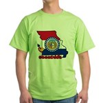 ILY Missouri Green T-Shirt