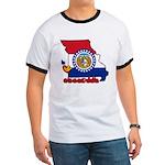 ILY Missouri Ringer T