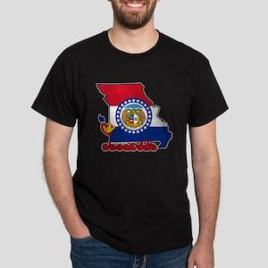 ILY Missouri Dark T-Shirt
