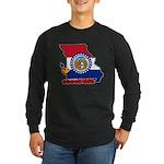 ILY Missouri Long Sleeve Dark T-Shirt