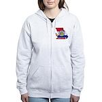 ILY Missouri Women's Zip Hoodie