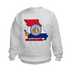 ILY Missouri Kids Sweatshirt