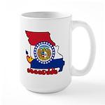 ILY Missouri Large Mug
