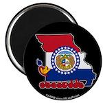 ILY Missouri Magnet