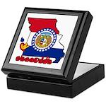 ILY Missouri Keepsake Box