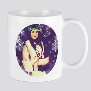 White Buffalo Calf Woman Mug