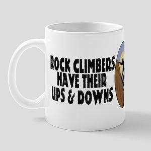 Rock Climbers Mug