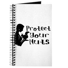 Protect Your Nuts Journal