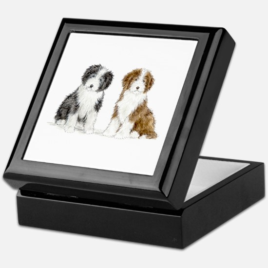 Cute Diane Keepsake Box