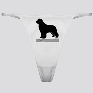 Newfoundland Silhouette Classic Thong