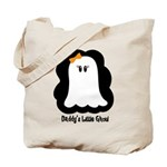 Daddy's Little Ghoul Tote Bag