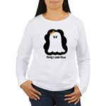 Daddy's Little Ghoul Women's Long Sleeve T-Shirt
