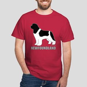 Landseer Silhouette Dark T-Shirt