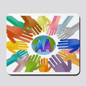 AA Mousepad
