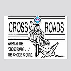 N A CROSSROADS Postcards (Package of 8)