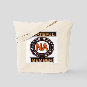 GHRATEFUL NA MEMBER Tote Bag