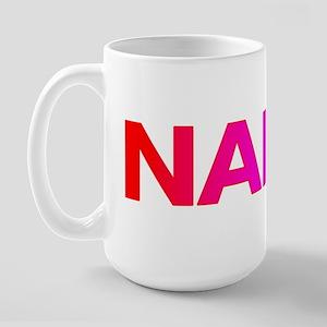 NAIOU Large Mug