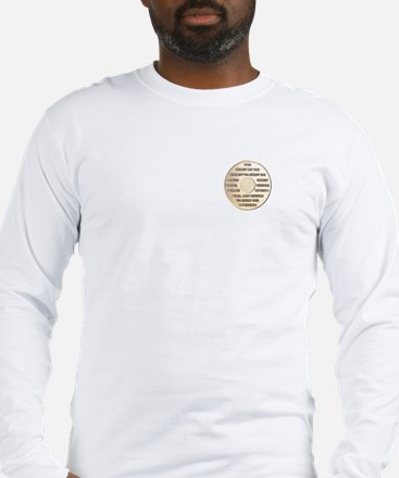 SSERENITY COIN Long Sleeve T-Shirt