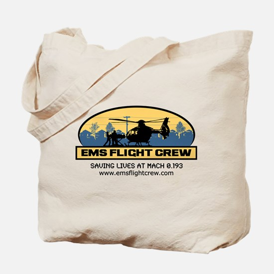 Unique Ems flight crew Tote Bag