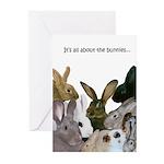 Rare Breed Rabbit Greeting Cards (Pk of 10)