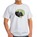 Artistic Kerry Cattle Light Grey T-Shirt
