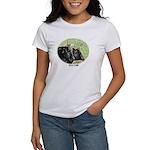 Artistic Kerry Cattle Women's T-Shirt