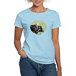 Artistic Kerry Cattle Women's Light Yellow T-Shirt
