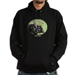 Artistic Kerry Cattle Hoodie (dark)