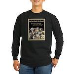 We've Lost Bo Peep! Black Long Sleeve Dark T-Shirt