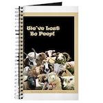 We've Lost Bo Peep! Black Journal
