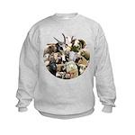 We've Lost Bo Peep! (White) Kids Sweatshirt