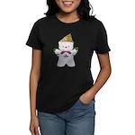 New Orleans Christmas Women's Dark T-Shirt