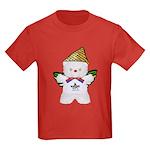 New Orleans Christmas Kids Dark T-Shirt