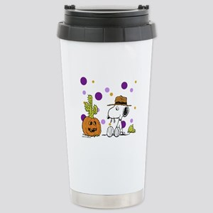 Spikey Halloween Stainless Steel Travel Mug