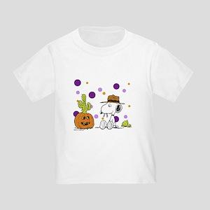 Spikey Halloween Toddler T-Shirt