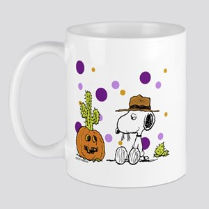 Spikey Halloween Mug
