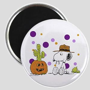 Spikey Halloween Magnet