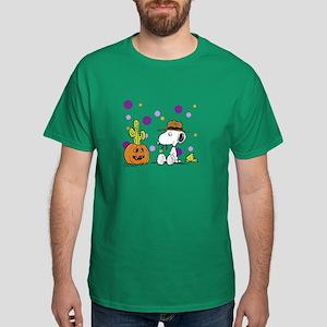 Spikey Halloween Dark T-Shirt