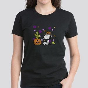 Spikey Halloween Women's Dark T-Shirt