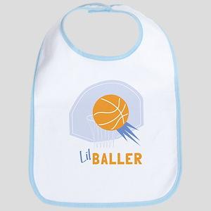 Lil Baller Basketball Bib