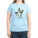 New Orleans Christmas Women's Light T-Shirt