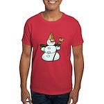 New Orleans Christmas Dark T-Shirt