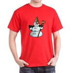 New Orleans Christmas Dark T-Shirt